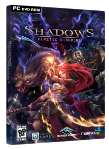 Shadows Heretic Kingdoms Package